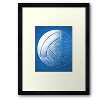 Volleyball Sports Framed Print