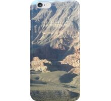 magestic mountain iPhone Case/Skin