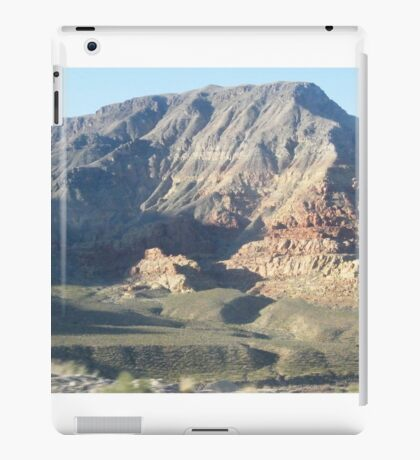 magestic mountain iPad Case/Skin