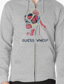 Guess who!? T-Shirt