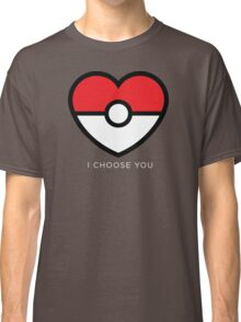 Pokéheart Classic T-Shirt
