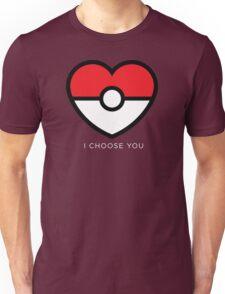 Pokéheart Unisex T-Shirt