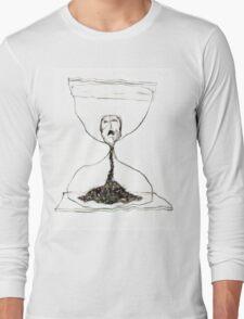 sand glass Long Sleeve T-Shirt