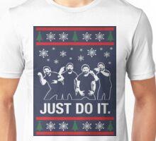 Shia Labeouf Just Do It / Motivational Speech Christmas Design  Unisex T-Shirt