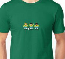 "Sensi Tee: Brazil: ""Canarinho"" (""Little Canary"") Unisex T-Shirt"