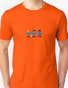 """Sensi Tee: France: """"Les Bleus"""" (""""The Blues"""") Unisex T-Shirt"""