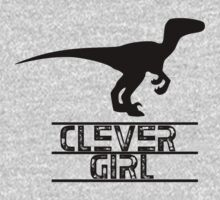 Clever Girl by Kirdinn