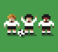 "Sensi Tee: Germany: ""Nationalmannschaft"" (""National Team"") One Piece - Short Sleeve"