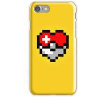 Pokéheart iPhone Case/Skin
