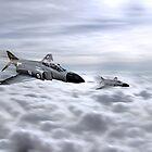 Navy Phantoms by J Biggadike