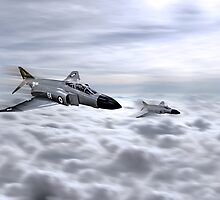 Navy Phantoms by J Biggadike