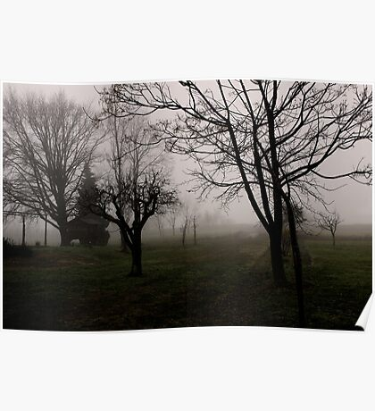 IN THE FOG   III Poster