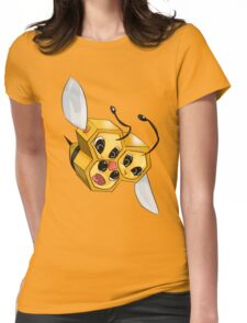 Combee's First Flight Womens Fitted T-Shirt