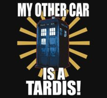 My Other Car Is A Tardis by printproxy