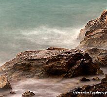 Split beach  by Aleksandar Topalovic