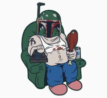 Boba FAT (Boba Fett) by printproxy
