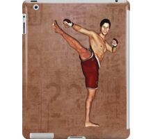 Kick Boxer iPad Case/Skin