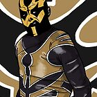 Goldust by bobdahlstrom