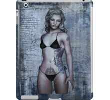 Nothing Is True Everything Is Permitted iPad Case/Skin