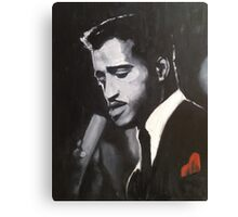 Sammy Davis Jr. Original portrait painting Canvas Print