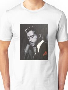 Sammy Davis Jr. Original portrait painting Unisex T-Shirt