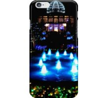 Lewis Ginter Botanical Gardens-Festival of Lights      ^ iPhone Case/Skin