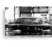 London Taxi Canvas Print
