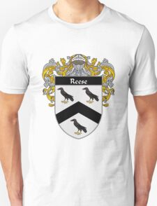Reese Coat of Arms / Reese Family Crest T-Shirt