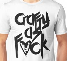 Crafty As Fuck Tee Unisex T-Shirt