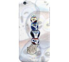 OWL TOTEM No1 iPhone Case/Skin
