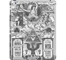 The Three Goddesses of Hyrule Geek Line Artly iPad Case/Skin