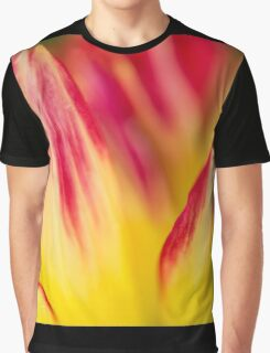 Dahlia Abstract Graphic T-Shirt