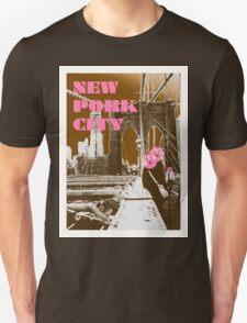 New Pork City T-Shirt