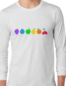 froot Long Sleeve T-Shirt