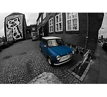 British Leyland Mini Photographic Print