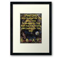 Every Buyer's A Yoyo 15 Framed Print
