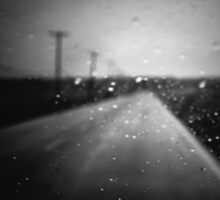 Broken plates on dirty highways II by Keith Johnston