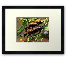 Every Buyer's A Yoyo 20 Framed Print