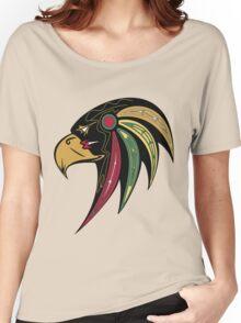 Chicago Blackhawks Alternate Women's Relaxed Fit T-Shirt