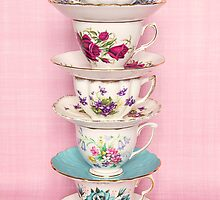 Fancy a cup of tea or two or three? by Zoe Power