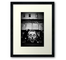 Maybe I'm Amazed Framed Print