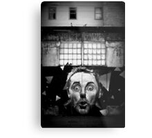 Maybe I'm Amazed Metal Print