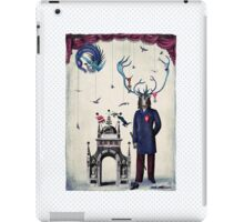 the emperor's new clothes iPad Case/Skin