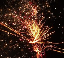 Fireworks by musaique