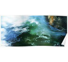 The Rock  Australia - Emerald Water Poster