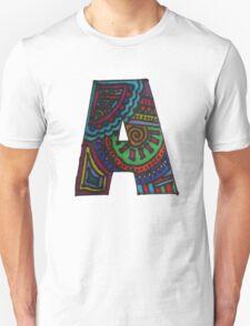 Just an A  Unisex T-Shirt