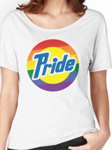 Pride/Tide 2 Women's Relaxed Fit T-Shirt