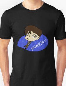 Crime Chibi 3_Numb3rs Unisex T-Shirt