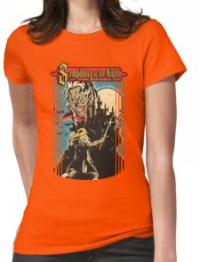 Symphony of the Night Womens Fitted T-Shirt