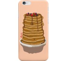 tasty pancakes iphone case iPhone Case/Skin